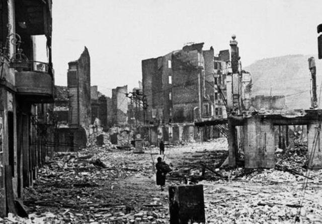 Bombardeo de Guernica