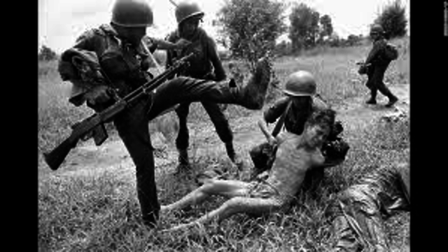 a history of the vietnam war Withdrawal from and eventual end of the war in vietnam, all of which took place during the correlation to national history standards t he vietnam war:.