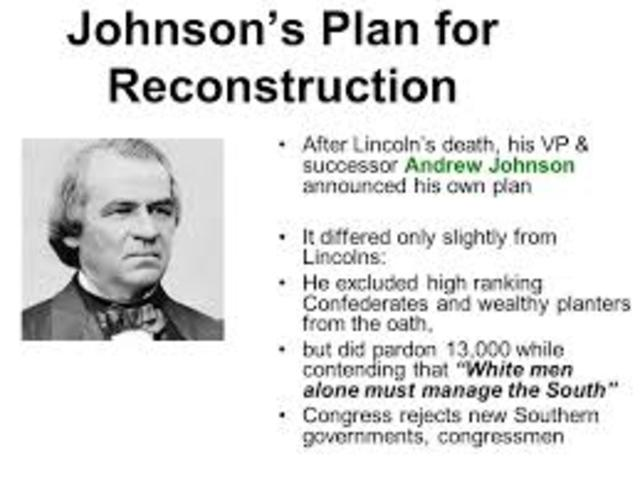a report on the failures of the reconstruction period in america Can the period be evaluated as both a success and a failure the reconstruction era occurred from around 1868 to 1877 preceding the civil war, the south's industry and infrastructure was virtually left in ruins.