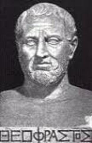 Teofrasto (372 a.C.)