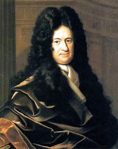 Gottfried Wilhelm Leibniz (Leipzig-Sajonia)