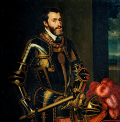 THE REIGN OF CARLOS I