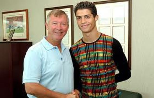 Transfer to Manchester United