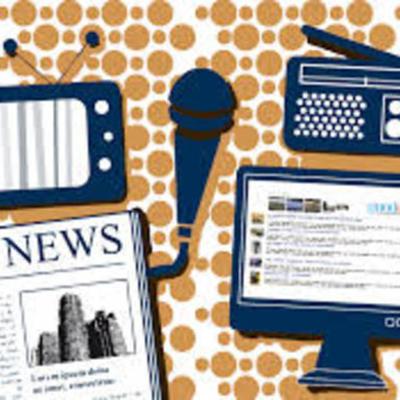 Historia de los Medios de Comunicación  timeline