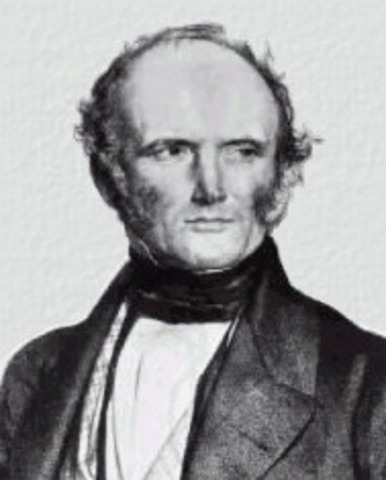- 1872Charles Lyell quien concibió la corteza terrestre y sus diversas formaciones