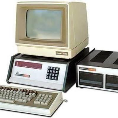 L historia de los computadores  timeline