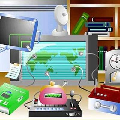 Historia de las Tecnologías en la Educación y del E-learning timeline