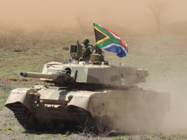 SANDF chooses bidders for evaluation