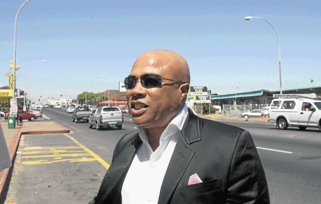 Yengeni is arrested