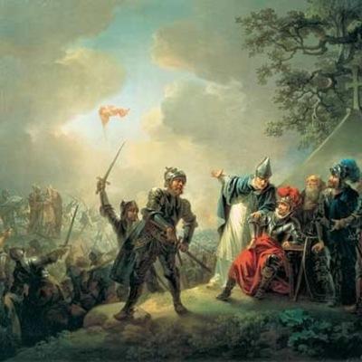 Lange Linjer i Historien - Historie VUC Roskilde 2016 timeline