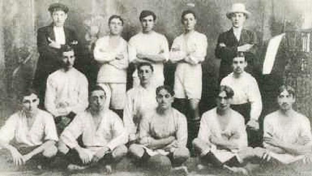 Club Argentinos de Velez Sarsfield 1911