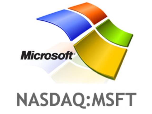 Microsoft goes Public