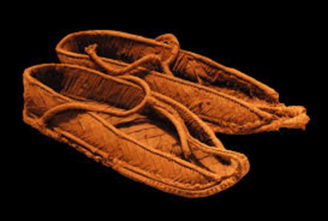 Evolution Of Shoes Timeline Timetoast Timelines