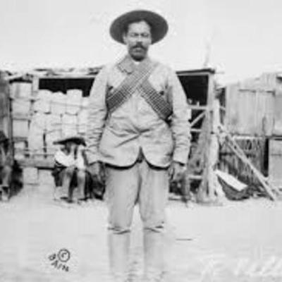Pancho Villa timeline