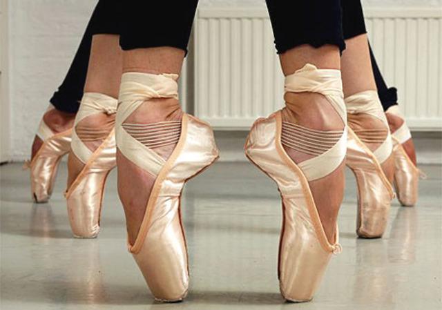 Estudios de danza y Ballet