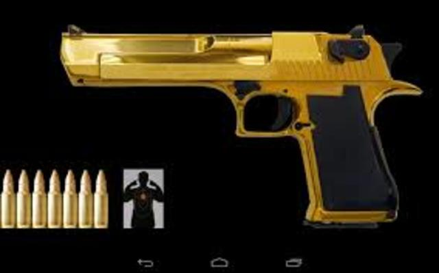 what weapons thet used