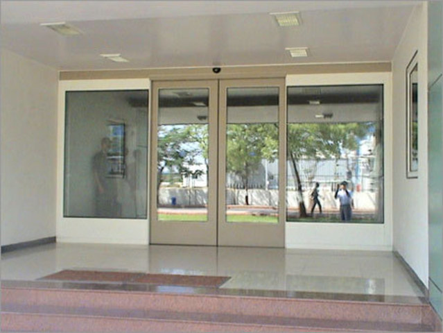 Automatic Sliding Door invented