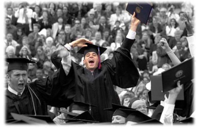Mr. Taylor graduates from Arlington High School