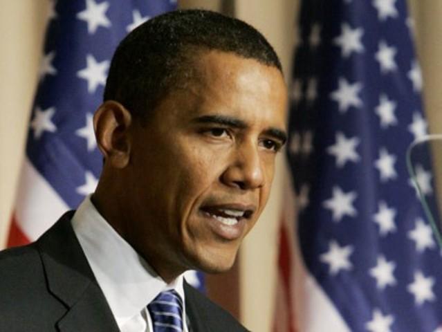 Barack Obama elected president of the United States