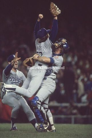 Los Angeles Dodgers defeat the New York Yankees in the World Series