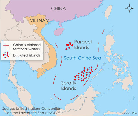 spratly island history China's claim to the south china sea is based in history, dating back to records from the xia and han dynasties  the spratly islands have been a part of china .
