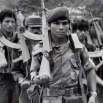 ¿Cómo inició la Guerra en El Salvador? timeline