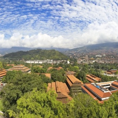 Historia de la Universidad de Antioquia. timeline