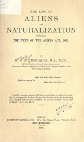 History Of United States Women S Naturalization