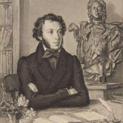 Пушкин timeline