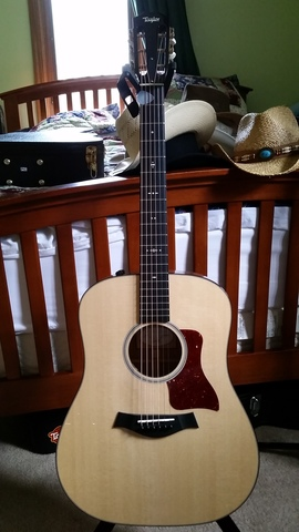 Bought Taylor 510e (2016) Madison Music, Inc.