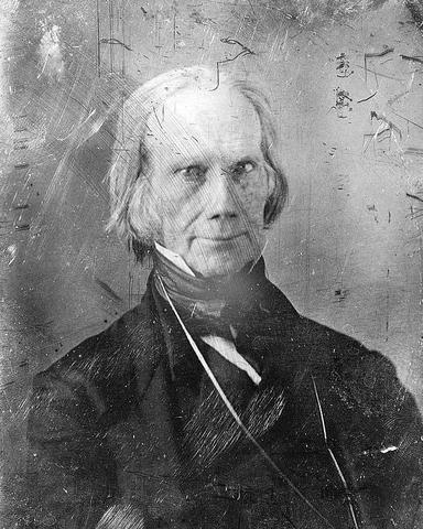 Rural Plains Historical Marker  |Henry Clays Life Timeline