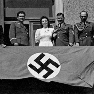 Die Judenpolitik im Dritten Reich timeline