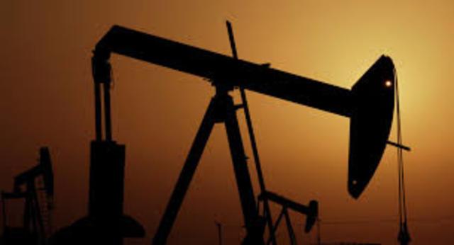 Caida de los precios del petroleo