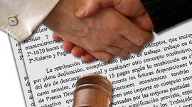 Evolución del Derecho Laboral timeline