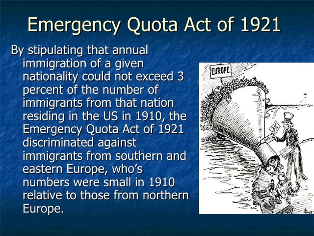 quota system immigration - photo #13