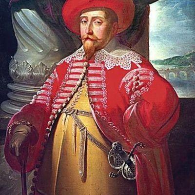 Gustav II Adolf Elu Ajatelg timeline