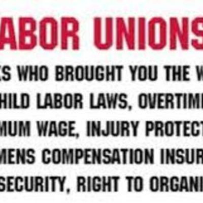 Labor Unions - Maria & Alexis timeline