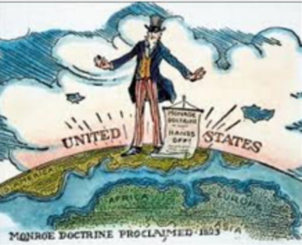 US Foreign Policy Timeline | Timetoast timelines