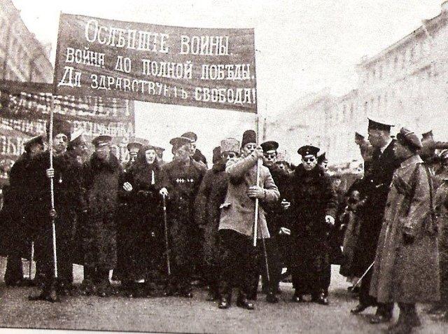 revolucion bolchevique de Rusia
