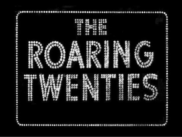Roaring Twenties timeline | Timetoast timelines