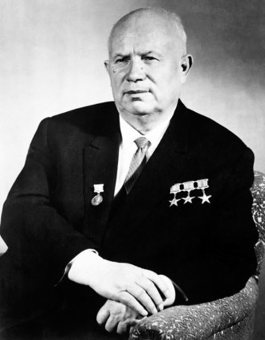 Cold War Timeline from 1945-1970 | Timetoast timelines