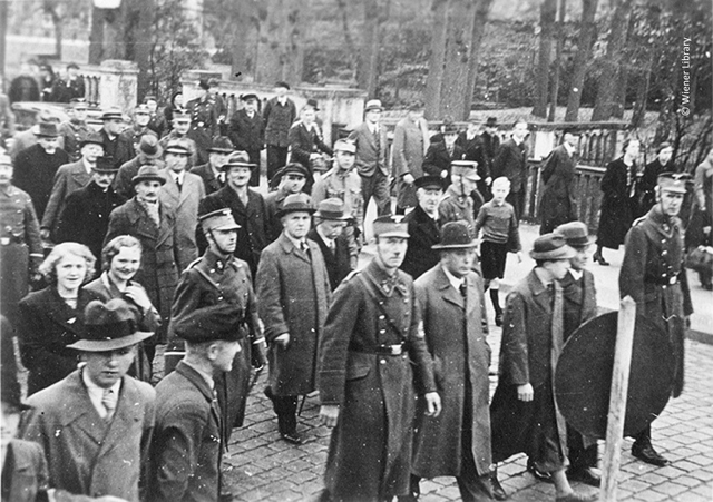 an analysis of systematic oppression and mass murder of jews by the nazis The holocaust was the murder of approximately six million jews by the nazis  and  circle and told them that the systematic mass murder which had begun in.