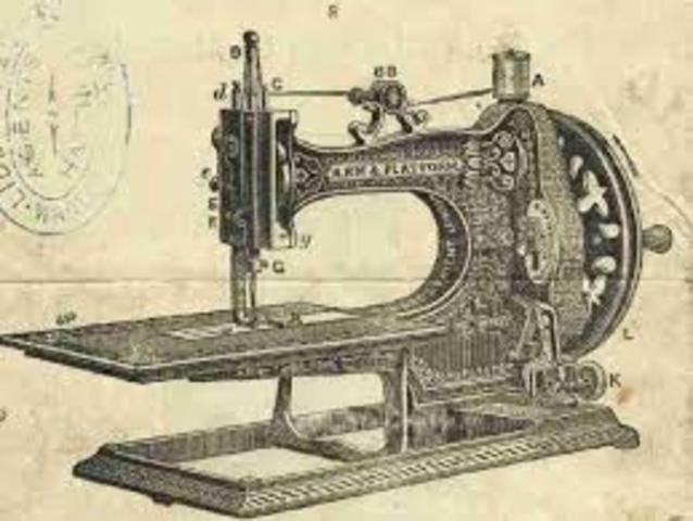 Inventions During Industrial Revolution Timeline Timetoast Timelines New How Was The First Sewing Machine Made