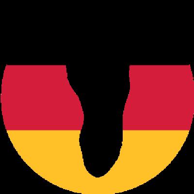 Geschichte Deutschlands - von der Zweistaatlichkeit bis zur Wiedervereinigung timeline