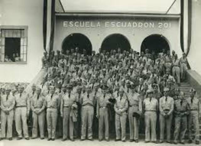 México entra en la segunda guerra mundial