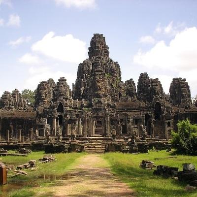 Cambodia's timeline