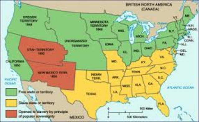 Road to Civil War Time...