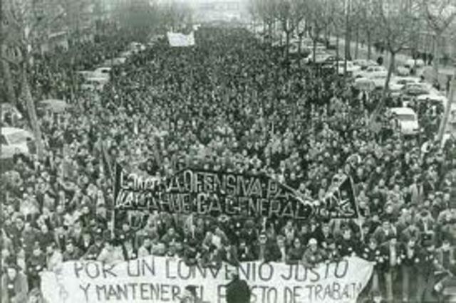 Nacimiento de los primeros sindicatos
