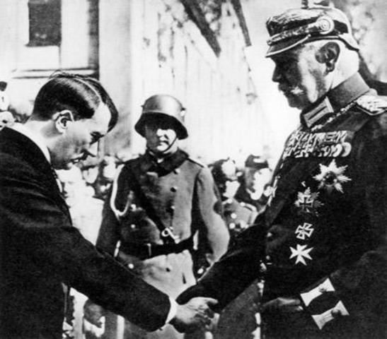 Hitlers Machtübernahme