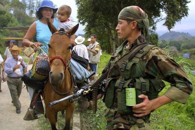 las fuerzas armadas revolucionarias de colombia history essay Fuerzas armadas revolucionarias de colombia history of the americas adaptaciones de las farc a las innovaciones operacionales de las fuerzas armadas de.